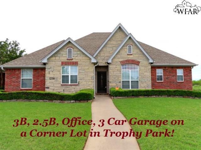 4817 Heisman Drive, Wichita Falls, TX 76310 (MLS #152799) :: WichitaFallsHomeFinder.com