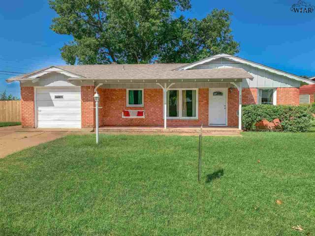 4620 Mistletoe Drive, Wichita Falls, TX 76310 (MLS #153104) :: WichitaFallsHomeFinder.com