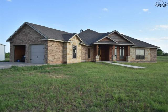 477 Sales Road, Windthorst, TX 76389 (MLS #153327) :: WichitaFallsHomeFinder.com