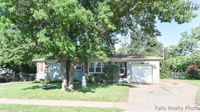 4302 Hughes Drive, Wichita Falls, TX 76308 (MLS #153386) :: WichitaFallsHomeFinder.com