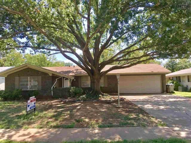4119 Kingsbury Drive, Wichita Falls, TX 76309 (MLS #153396) :: WichitaFallsHomeFinder.com