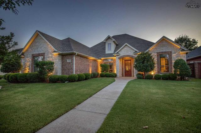 4810 Bridge Creek Drive, Wichita Falls, TX 76308 (MLS #153761) :: WichitaFallsHomeFinder.com