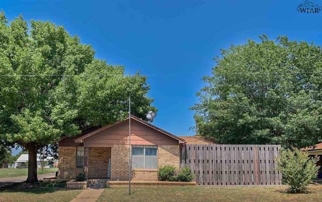 315 W Plum Street, Archer City, TX 76351 (MLS #154050) :: WichitaFallsHomeFinder.com