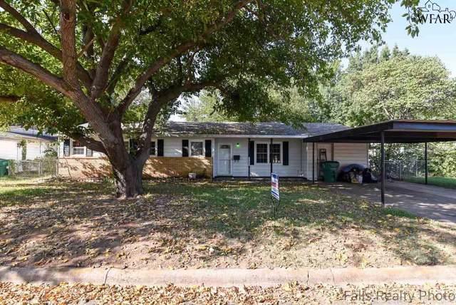 1308 Eleanor Street, Burkburnett, TX 76354 (MLS #154256) :: WichitaFallsHomeFinder.com