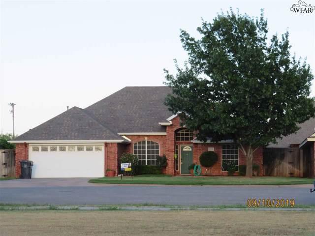 4 Ladera Cove, Wichita Falls, TX 76309 (MLS #154316) :: WichitaFallsHomeFinder.com
