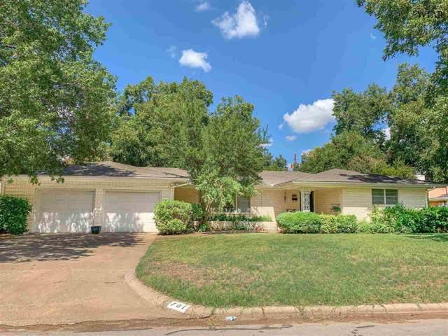 701 Sunset Drive, Burkburnett, TX 76354 (MLS #154415) :: WichitaFallsHomeFinder.com