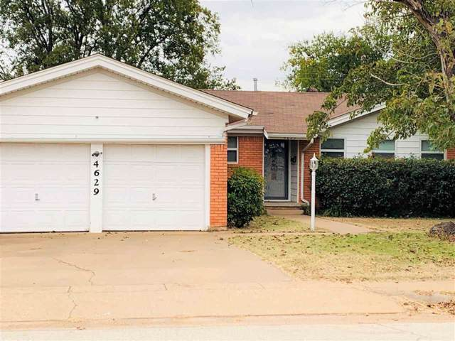 4629 Mistletoe Drive, Wichita Falls, TX 76310 (MLS #154421) :: WichitaFallsHomeFinder.com