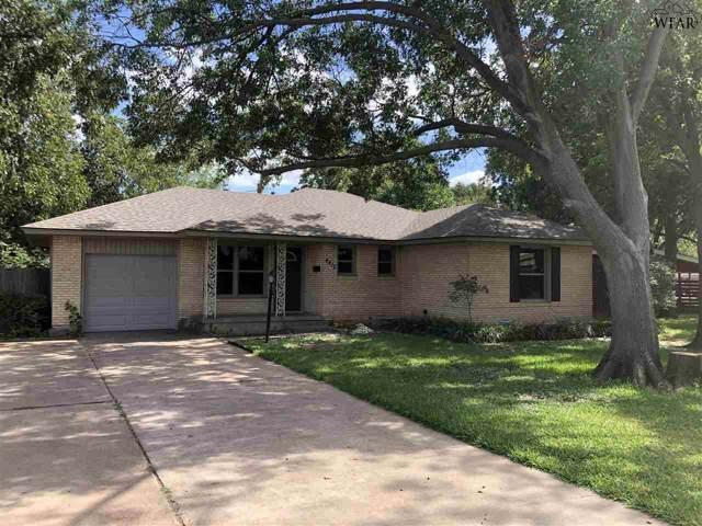 4417 Randel Drive, Wichita Falls, TX 76308 (MLS #154506) :: WichitaFallsHomeFinder.com