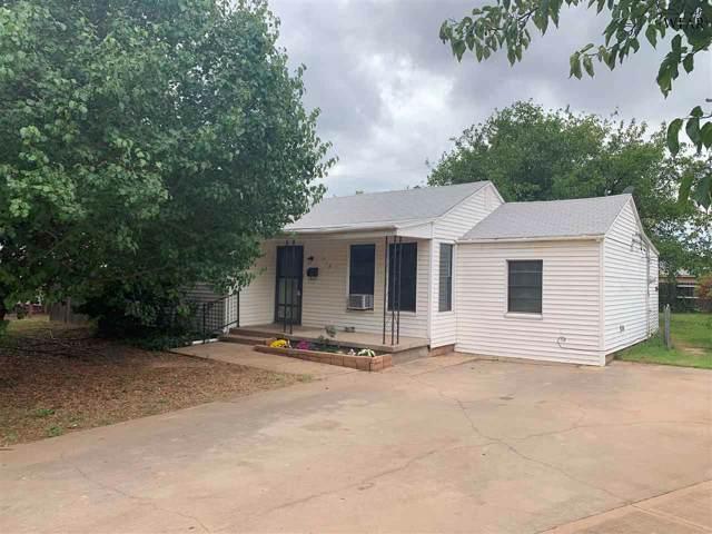 318 Rockwood Drive, Wichita Falls, TX 76301 (MLS #154561) :: WichitaFallsHomeFinder.com