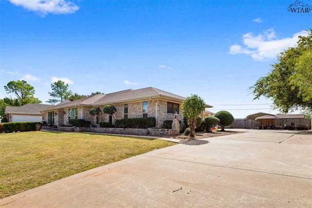 4523 Woodcrest Circle, Wichita Falls, TX 76309 (MLS #154575) :: WichitaFallsHomeFinder.com