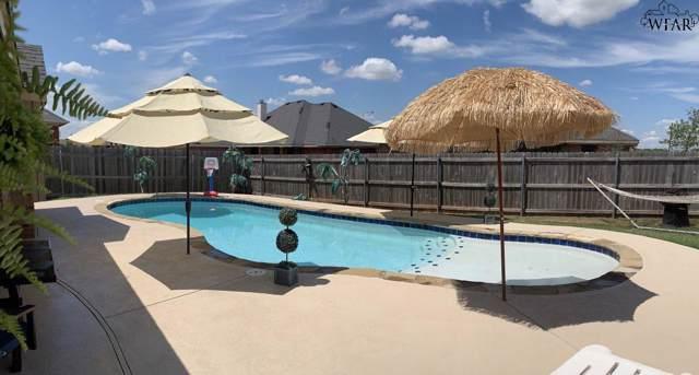8 Plateau Court, Wichita Falls, TX 76310 (MLS #154587) :: WichitaFallsHomeFinder.com