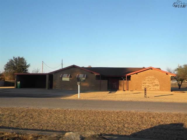 1400 Hiawatha Lane, Burkburnett, TX 76354 (MLS #154738) :: WichitaFallsHomeFinder.com