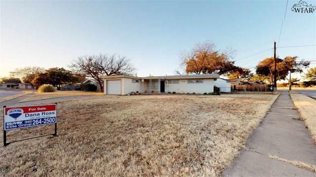 4200 Thomas Avenue, Wichita Falls, TX 76308 (MLS #154794) :: WichitaFallsHomeFinder.com