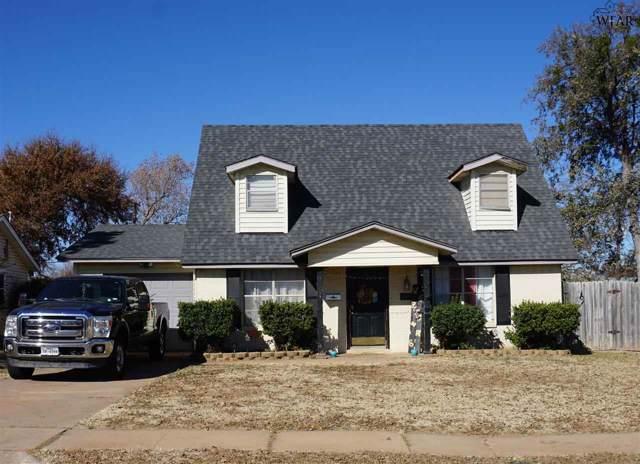 240 Glasgow Drive, Wichita Falls, TX 76302 (MLS #155051) :: WichitaFallsHomeFinder.com
