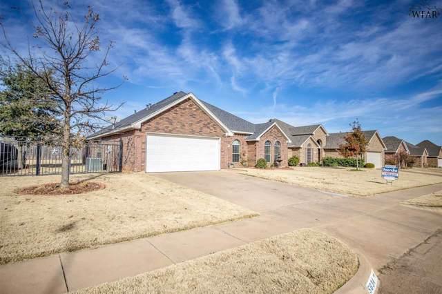 5634 Ross Creek Lane, Wichita Falls, TX 76310 (MLS #155061) :: WichitaFallsHomeFinder.com