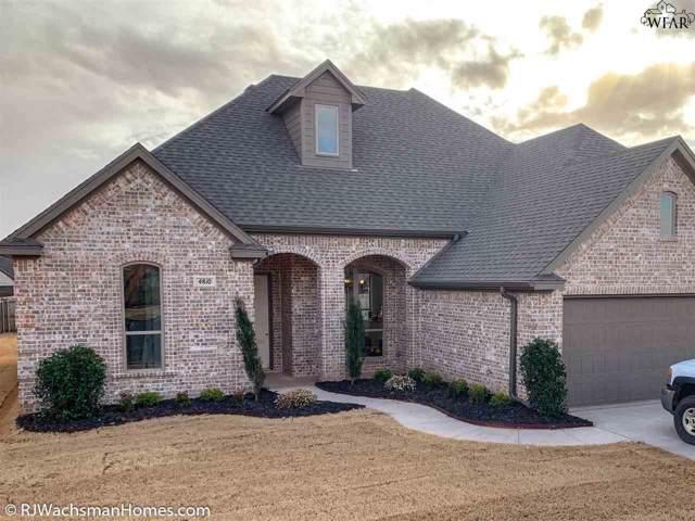 4810 Silvercrest Drive, Wichita Falls, TX 76310 (MLS #155089) :: WichitaFallsHomeFinder.com