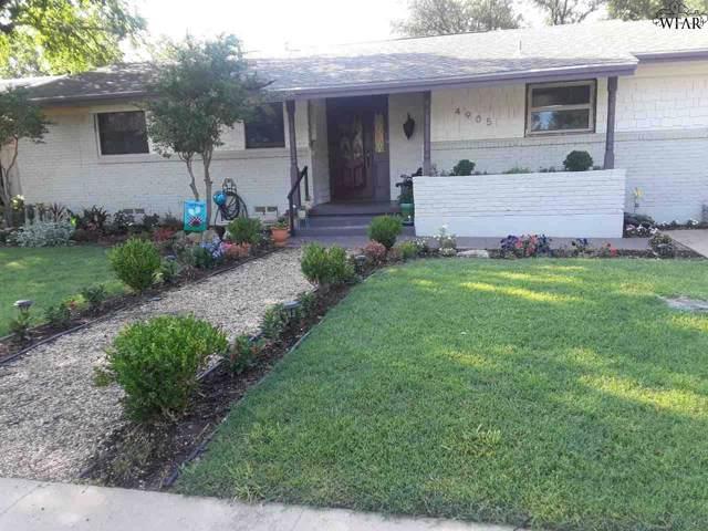 4905 Earl Street, Wichita Falls, TX 76302 (MLS #155156) :: WichitaFallsHomeFinder.com