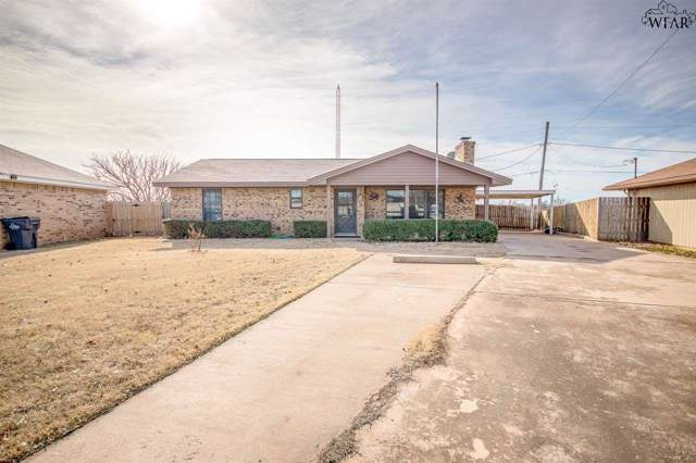 4323 Grandview South, Wichita Falls, TX 76306 (MLS #155166) :: WichitaFallsHomeFinder.com