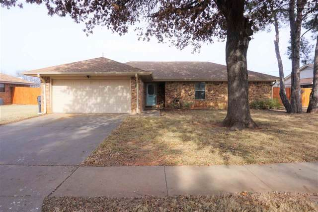4803 Angelina Avenue, Wichita Falls, TX 76308 (MLS #155187) :: WichitaFallsHomeFinder.com