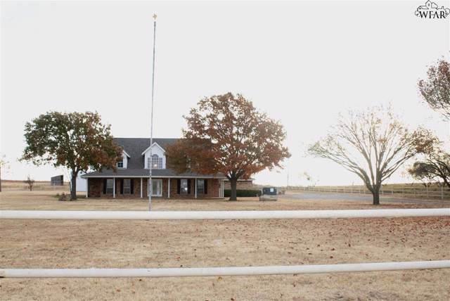 1079 N Peterson Road, Iowa Park, TX 76367 (MLS #155219) :: WichitaFallsHomeFinder.com