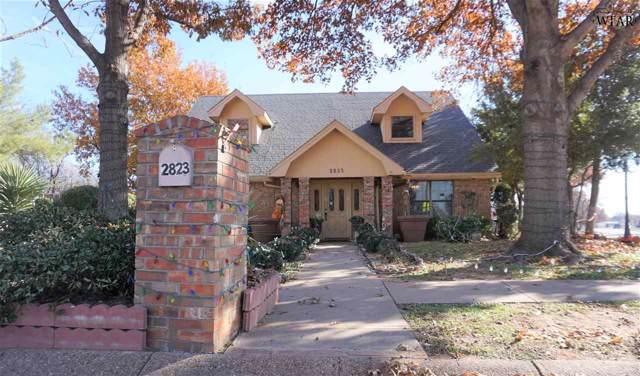 2823 Foster Avenue, Wichita Falls, TX 76308 (MLS #155270) :: WichitaFallsHomeFinder.com