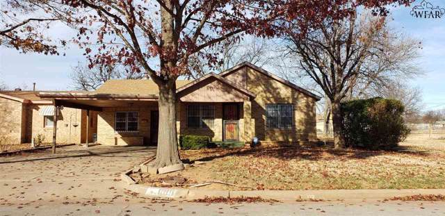 1018 Roosevelt Street, Wichita Falls, TX 76301 (MLS #155284) :: Bishop Realtor Group