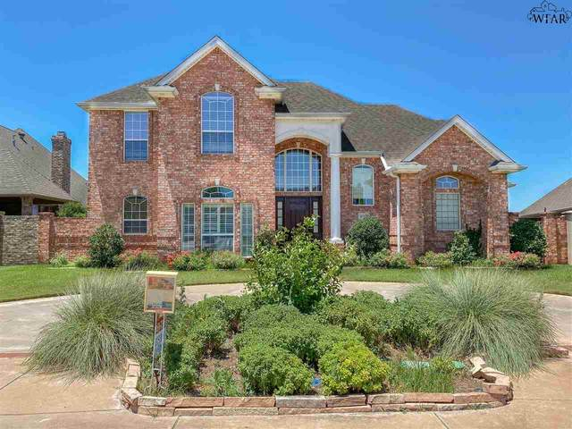 4910 Quail Springs Drive, Wichita Falls, TX 76302 (MLS #155497) :: Bishop Realtor Group