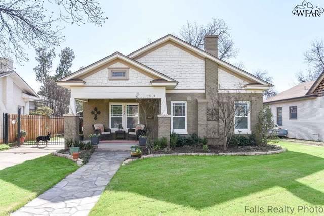 2013 Mcgregor Avenue, Wichita Falls, TX 76301 (MLS #155583) :: WichitaFallsHomeFinder.com