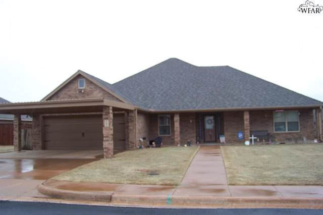 128 Park Place Circle, Iowa Park, TX 76367 (MLS #155663) :: WichitaFallsHomeFinder.com