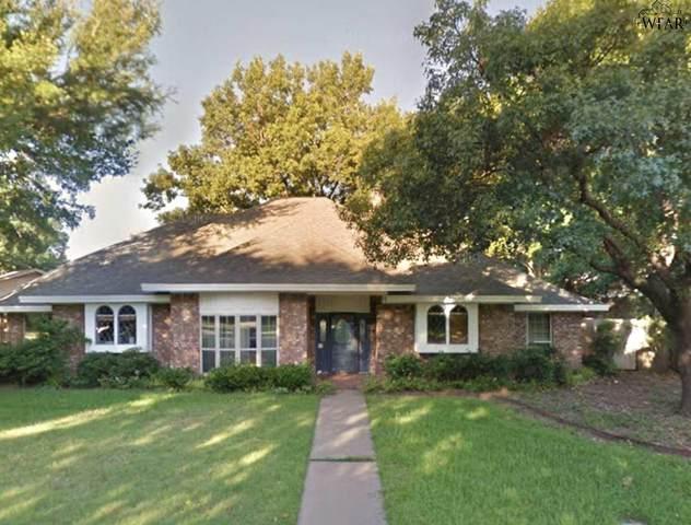 2502 Elmwood Circle, Wichita Falls, TX 76308 (MLS #155833) :: WichitaFallsHomeFinder.com