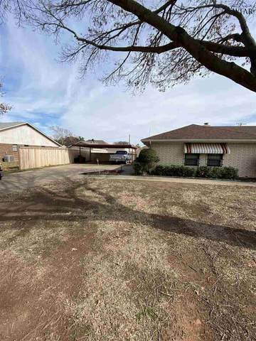 1015 Sugarbush Lane, Burkburnett, TX 76354 (MLS #155856) :: WichitaFallsHomeFinder.com