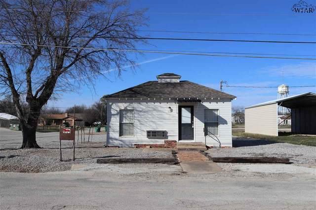 116 W Wichita, Henrietta, TX 76365 (MLS #155908) :: WichitaFallsHomeFinder.com
