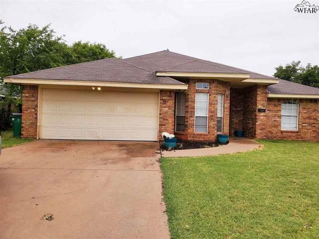 611 S Preston Road, Burkburnett, TX 76354 (MLS #155917) :: Bishop Realtor Group