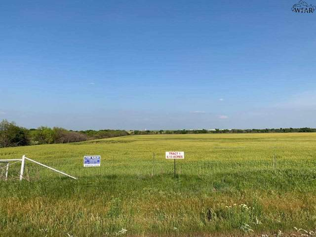 Lot 1 Rifle Range Road, Iowa Park, TX 76367 (MLS #156083) :: Bishop Realtor Group