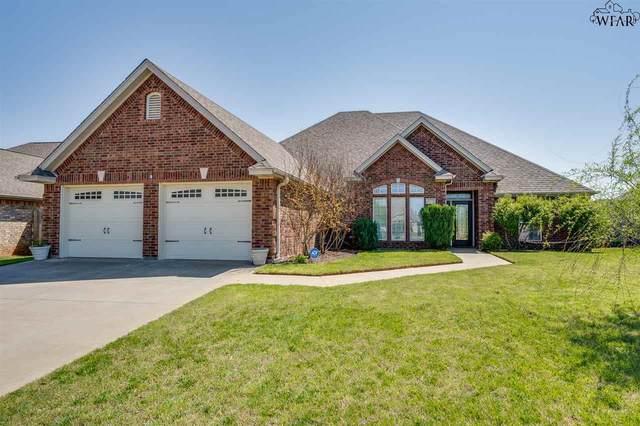 4172 Candlewood Circle, Wichita Falls, TX 76308 (MLS #156289) :: Bishop Realtor Group