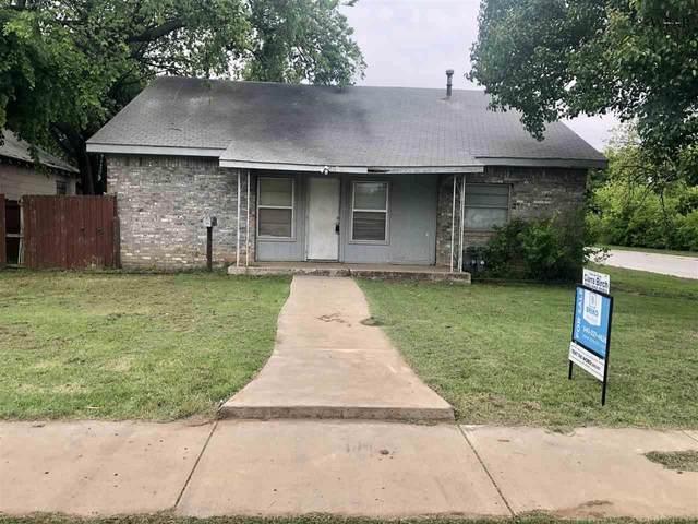 1900 Grant Street, Wichita Falls, TX 76309 (MLS #156424) :: WichitaFallsHomeFinder.com