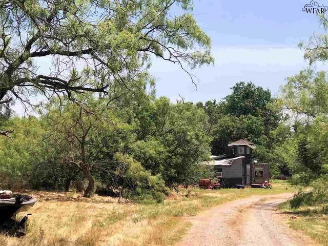 3189 Old Electra Road, Iowa Park, TX 76367 (MLS #156432) :: WichitaFallsHomeFinder.com