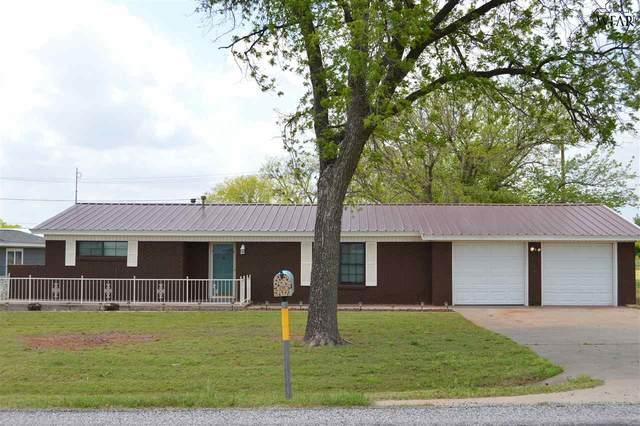 644 S Bell Road, Iowa Park, TX 76367 (MLS #156451) :: Bishop Realtor Group