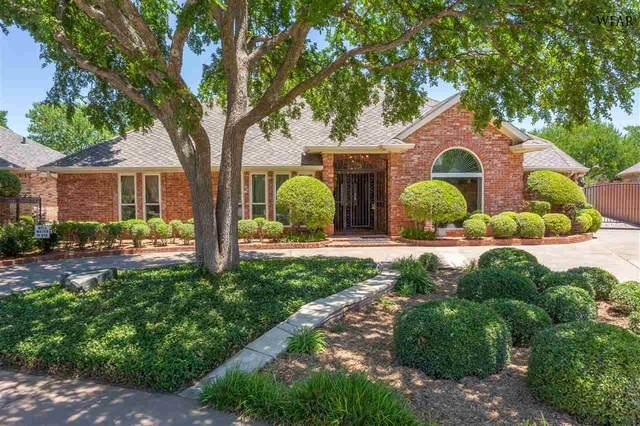1 Peachtree Court, Wichita Falls, TX 76308 (MLS #156585) :: Bishop Realtor Group