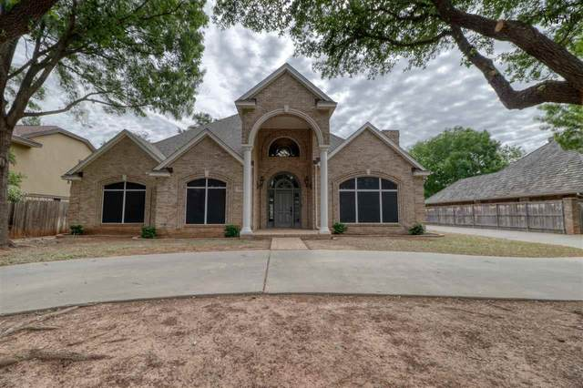 4319 Grants Glen, Wichita Falls, TX 76309 (MLS #156640) :: Bishop Realtor Group