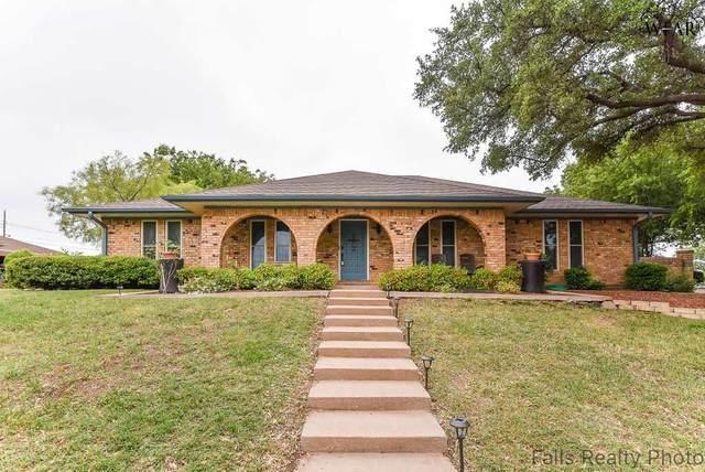 4525 Woodcrest Circle, Wichita Falls, TX 76309 (MLS #156652) :: Bishop Realtor Group