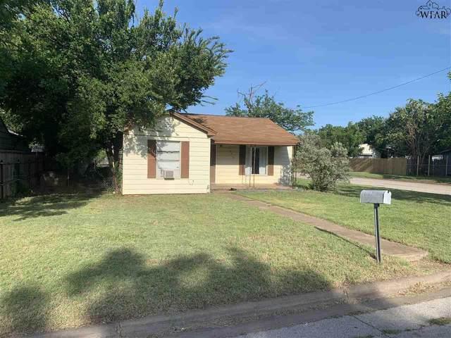 2715 Pennsylvania Road, Wichita Falls, TX 76309 (MLS #156688) :: Bishop Realtor Group