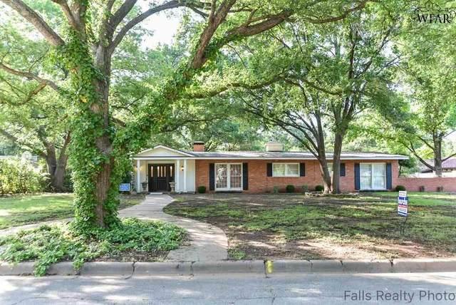 3202 Martin Boulevard, Wichita Falls, TX 76308 (MLS #156728) :: Bishop Realtor Group