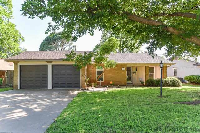 4604 Monterrey Drive, Wichita Falls, TX 76310 (MLS #156754) :: WichitaFallsHomeFinder.com