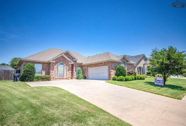 1724 Woodridge Drive, Wichita Falls, TX 76310 (MLS #156847) :: Bishop Realtor Group