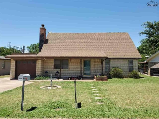 1220 Santa Barbara Drive, Wichita Falls, TX 76302 (MLS #156965) :: Bishop Realtor Group