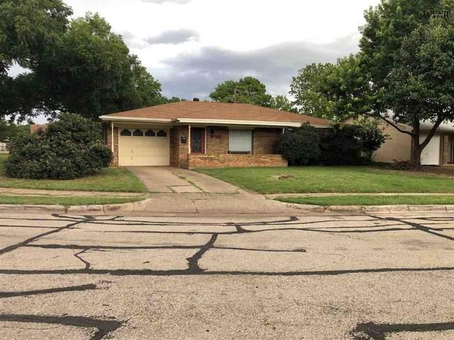 2812 Montgomery Place, Wichita Falls, TX 76308 (MLS #157069) :: Bishop Realtor Group