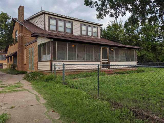 918 E Fort Worth Street, Wichita Falls, TX 76301 (MLS #157092) :: Bishop Realtor Group