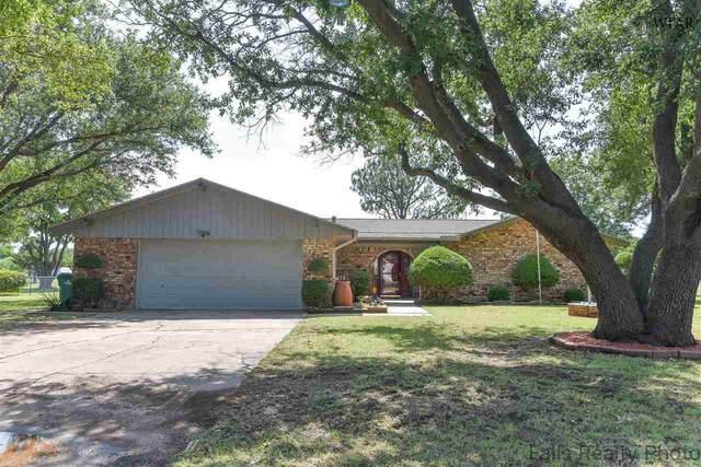 1418 Hiawatha Lane, Burkburnett, TX 76354 (MLS #157103) :: Bishop Realtor Group