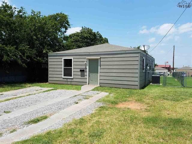 1702 Trueheart Avenue, Wichita Falls, TX 76301 (MLS #157179) :: Bishop Realtor Group